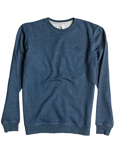 Quiksilver Herren Sweatshirt Dark Denim