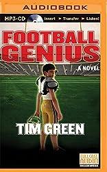 Football Genius by Tim Green (2015-02-17)