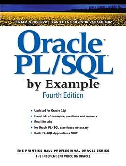 Oracle PL/SQL by Example par [Rosenzweig, Benjamin, Rakhimov, Elena]