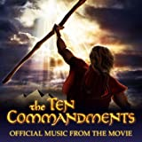 The Ten Commandments, The Film Score