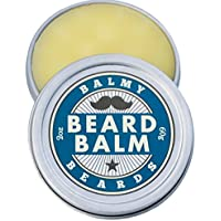 Best Beard Balm - High Quality Leave-In Beard Conditioner - all Natural Beard Softening Wax - Grows and Grooms Your Beard, Mustache or Goatee