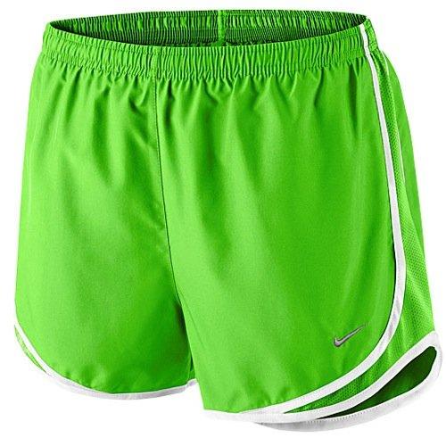 Nike Tempo Short – FA14 Damen Shorts (grün, S) (Grüne Tempo Shorts Damen)