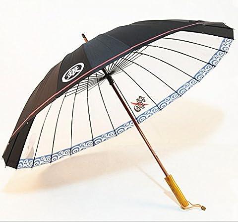 GT Umbrella Anime umbrella Oversized Fashion Umbrella Unique Travel Umbrella Sturdy Windproof Anti-UV Umbrella