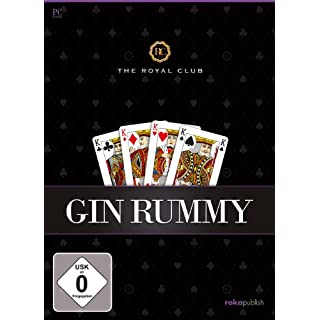 Gin Rummy - The Royal Club - [PC]
