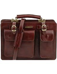 Tuscany Leather Tania - Sac à main en cuir - Grand modèle Sacs à main en cuir