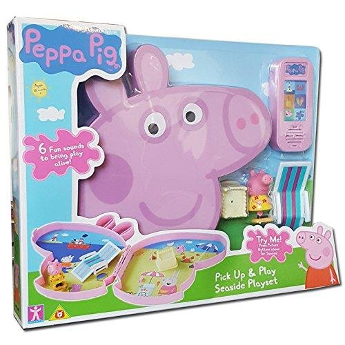 Peppa Pig Pick Up & Play jeu de bord de mer avec son