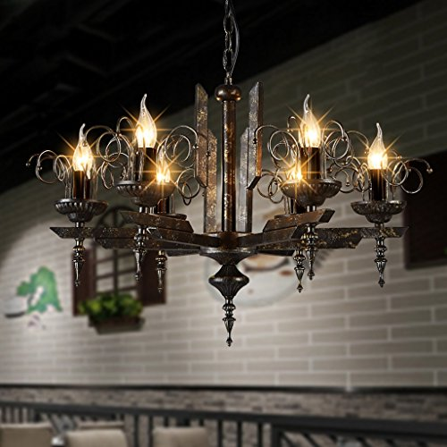 meiling-loft-industriale-del-vento-living-room-restaurant-6-iron-individuale-chandelier-american-bar