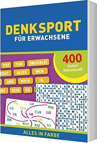 Denksport für Erwachsene: 400 Se...
