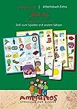 Arabisch: Superauge/Zeit zum Spielen mit ersten Sätzen/Arbeitsheft extra: كتاب اضافیة...