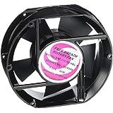 Sourcingmap-Ac 220-240V 0,22a funda Industrial Axial Ventilador De Refrigeración 17x 15x 5,2cm