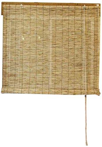 Catral Estor de bambú pelado, 150x10x10 cm