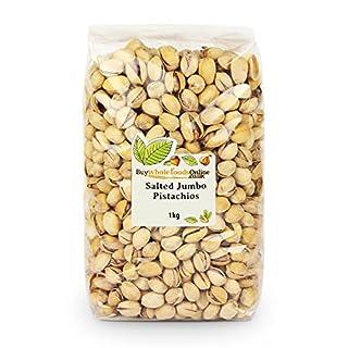 Buy Whole Foods Pistachio Nuts Jumbo Salted 1 Kg