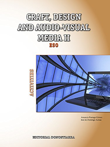 Craft, design and audio-visual media II. Activities