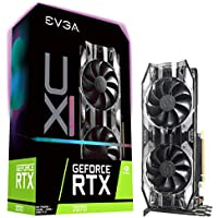 EVGA GeForce RTX 2070 XC Ultra Gaming, 8GB GDDR6, Dual HDB Fans & RGB LED Graphics Card 08G-P4-2173-KR