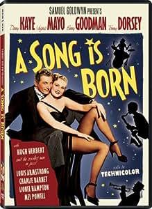 Song Is Born [DVD] [1948] [Region 1] [US Import] [NTSC]
