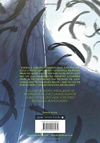 Maximum Ride: Manga Volume 8 (Maximum Ride Manga Edition)