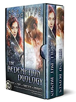 Redemption: The Complete Fate Fire Shifter Dragon Third Duology (Fate Fire Shifter Dragon Box Sets Book 3) by [Radcliffe, Kris Austen]