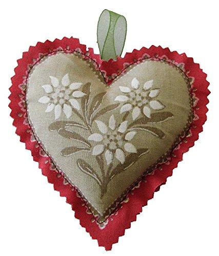 Sachet de Lavande - Coeur Fleurs