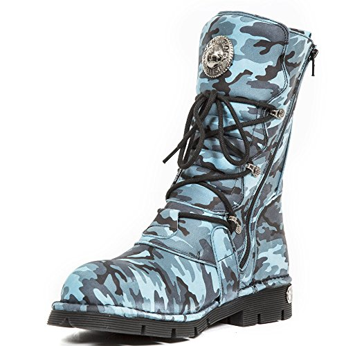 "New Rock M.1473-S44 ""Azul"