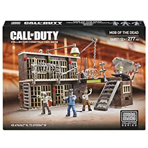 Mattel mega bloks dcl08 call of duty mob of the dead alcatraz s - Jeu de creation de maison ...
