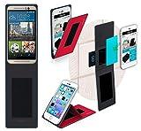 Handyhülle für das HTC One M9s in Rot - Anti Gravity und