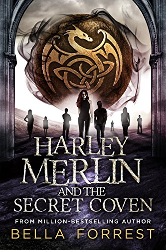 Harley Merlin and the Secret Coven (English Edition)
