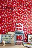 PIP Studio Tapete Chinese Rose rot