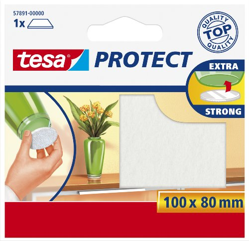 tesa-protect-deslizadores-de-fieltro-para-muebles-color-blanco-rectangular