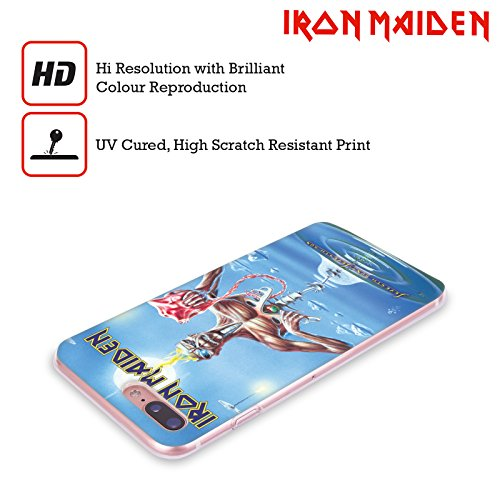 Offizielle Iron Maiden NOTB Plattencover Soft Gel Hülle für Apple iPhone 5 / 5s / SE SSOSS
