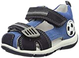 Superfit Jungen Freddy Sandalen, Blau (Denim Kombi), 21 EU