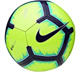 Nike Official Pitch Premier League Size 5 Ball Green 2018-2019 Strike Football