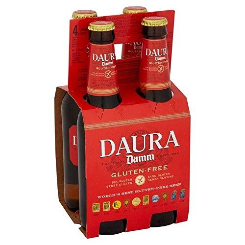 estrella-damm-daura-glutenfreie-lager-4-x-330ml-packung-mit-2
