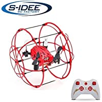 s Idea 1001653S66Cage Flip Function etc. Drone Quadcopter 4Channel. - Compare prices on radiocontrollers.eu