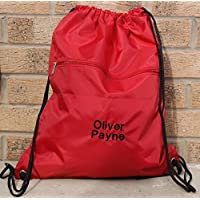 Personalised Water Resistant QUADRA Branded Swim Bag - Kids Sports Bag - Gym  Bag - with c4bd51382f7be