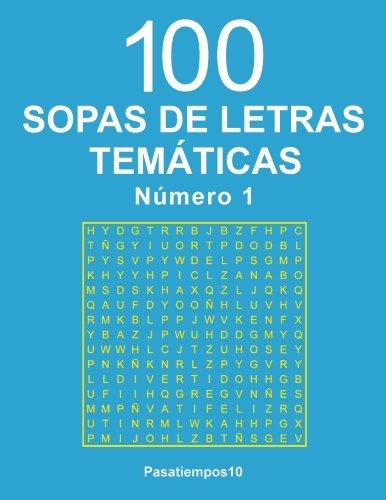 100 Sopas temáticas - N. 1: Volume 1