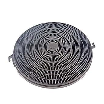 Filtre charbon (a l unite) diam. 211mm 9cfc52 9cfc63 ac350 9cfc63n nc