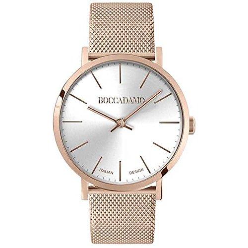 orologio solo tempo donna Boccadamo Mya 33 casual cod. MX003