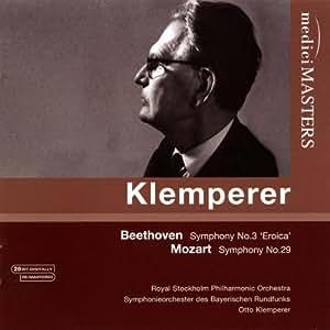 Klemperer: Beethoven/ Mozart