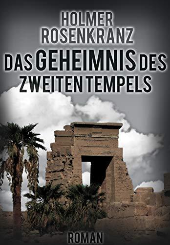 Jordanien Spitze (Das Geheimnis des zweiten Tempels: Roman)