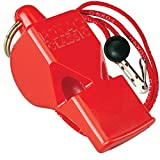 #8: Fox Fox 40 Classic Safety with Breakaway Lanyard - Red