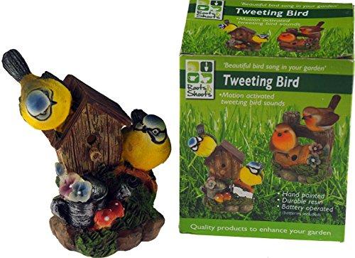 Tweeting-Blue-Tit-Bird-8-Garden-Sensor-Motion-Decoration-Ornament