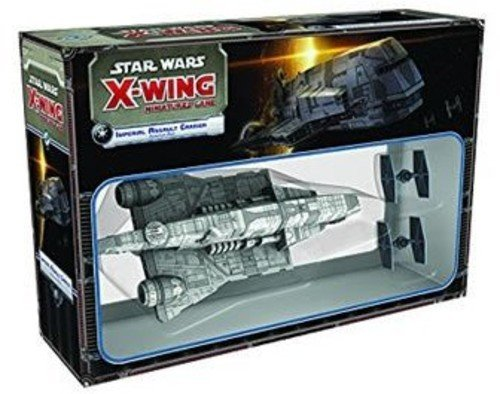 Star Wars: X-Wing Imperial Assault Carrier Miniature Expansi