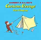 Curious George Goes Camping (Curious George 8x8) by Margret Rey (2008-01-01)