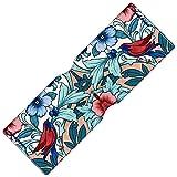 Stray Decor - Funda de abono de transporte  multicolor Old Fabric Floral talla única