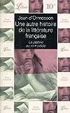 Une autre histoire de la littérature française - La poésie au XIXe siècle