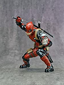 Kotobukiya - ARTFX + Marvel Now SDCC Deadpool Figura, 812771021784, 15 cm
