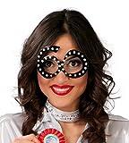 Guirca Fiestas gui7125–Fantasía Gafas, 60años