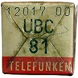 Radio Tube ubc81Telefunken OVP id14445