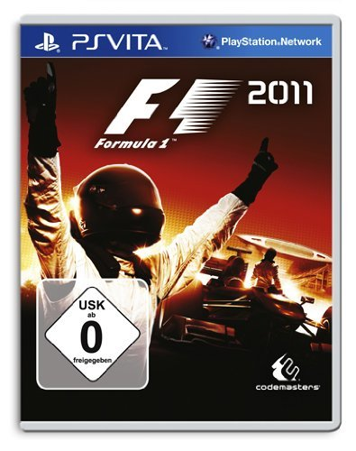 Formula 1 2011 – [PlayStation Vita]