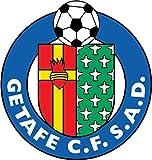 Getafe FC Spain Soccer Football Alta Calidad De Coche De Parachoques Etiqueta Engomada 12 x 12 cm